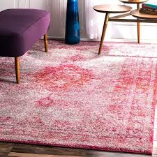 pink area rug pink area rug pink area rug nursery thelittlelittle small room home remodel
