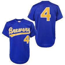 Brewers Brewers Jersey Jersey Brewers Baseball Baseball Baseball Jersey Brewers