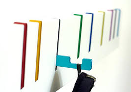 Kids Wall Coat Rack