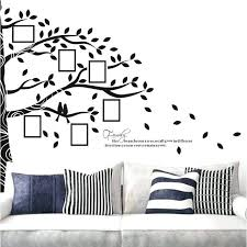 family tree stickers for wall family tree wall sticker picture photo frame wall stickers half tree wall sticker family tree wall
