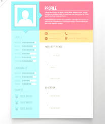 Free Colorful Resume Templates Professional Free Colorful Resume Templates Microsoft Word Design 19