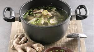 Китайские супы Классический куриный бульон по китайски