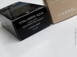 pact foundation review5 chanel vitalumiere aqua foundation review swatches