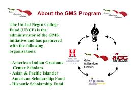 hispanic scholarship fund and gates millennium scholars program