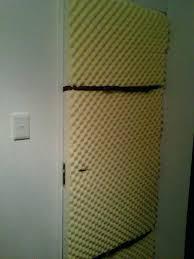 door soundproofing soundproofing apartment door garage door opener soundproofing kit
