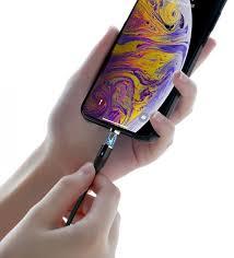Кабель <b>Hoco U76 Fresh</b> Magnetic Lightning to USB 1m, Чёрный ...