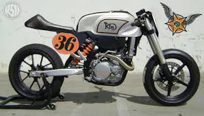 530 ktm cafe custom blog motorcycle parts and riding gear