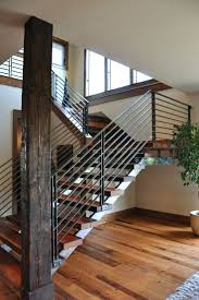 Awesome Industrial Staircase Designs You Are Going To Like. Modern Stair  RailingStaircase ...