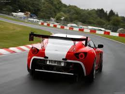 Aston Martin V12 Zagato Racecar 2011 Picture 18 Of 19