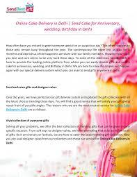 cake delivery in delhi send cake for anniversary