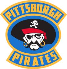 Pittsburgh Pirates Logo, 1929-1930 - DetroitHockey.Net