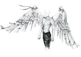 Angel Sketch Sketch Angel Major Magdalene Project Org