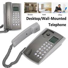 ckx 071 wall mount corded telephone