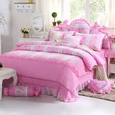 pictures gallery of pink princess bedding full size share