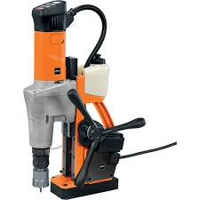 magnetic drill press. free shipping \u2014 fein slugger electric autofeed magnetic drill press 2in. dia.