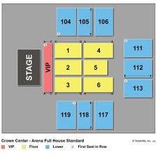 Crown Center Of Cumberland County Seating Chart Conclusive Cumberland County Civic Center Seating Chart