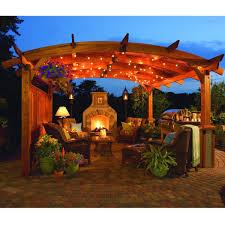 Sonoma PergolaOutdoor Great Room