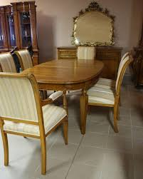 komplet mebli selva italy salon jadalnia stół 6 krzeseł komoda bufet meblewłoskie