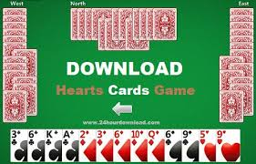 Download Microsoft Windows 7 Hearts Card Game For 10 8 1 8
