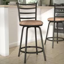 padded swivel bar stools. Beautiful Bar Deandre Adjustable Height Swivel Bar Stool In Padded Stools