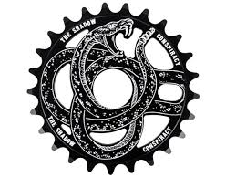 The Shadow Conspiracy Serpent Sprocket Bmx Parts Pinterest