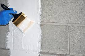 sealing exterior brick walls. damtite decorative waterproofing sealing exterior brick walls c