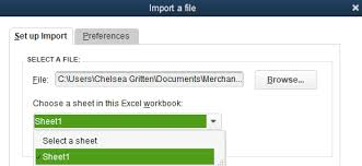 Import Chart Of Accounts From Excel To Quickbooks Desktop How To Import A Chart Of Accounts Into Quickbooks Pro