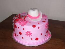 Cowgirl Cake Designs Baby Cowgirl Cake Ideas Classic Style