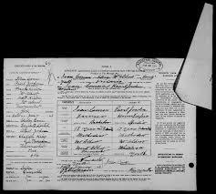 Ivan Comer and Pearl Jordon Or Jordan Marriage Registration