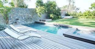 build a pool