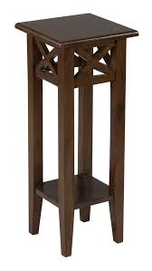 tall end tables. Brilliant Small Wood Accent Table Impressive Skinny Bluestone Reclaimed Tall End Tables