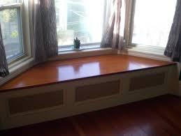 Kitchen Bay Window Seating Bay Window Bench 107 Trendy Furniture With Bay Window Bench Ideas