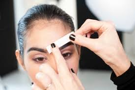 eyebrow waxing. waxing is one of the most common ways to remove unwanted eyebrow hair. where you take wax that usually hypoallergenic, and then apply it