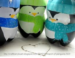 Decorated Plastic Bottles How to Recycle Recycled Christmas decor part100 53