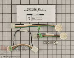 kenmore ice maker replacement. ice maker assembly 4317943 alternate product view kenmore replacement