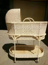 Wicker bassinet,Cane bassinet,Co-sleeper,cribs,Moses baskets,Rattan ...