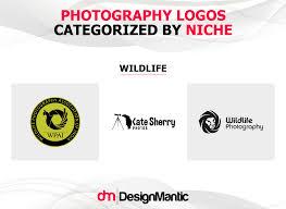 Photographer Logos Guide To Photography Brand Logo Designmantic The Design Shop