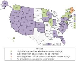 Law on gay marriage