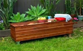 outdoor storage benches 7 functional and cool outdoor storage benches garden bench wood white wooden diy