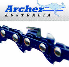 Image result for archer saw chain logo