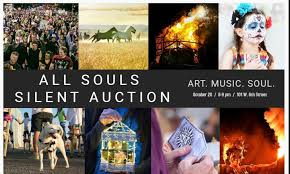 What Is Silent Auction All Souls Silent Auction All Souls Procession