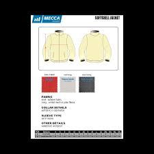 Soft Shell Jacket Size Chart Byford Bmx Club Tidyhq