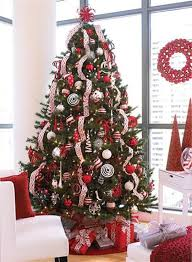 Decorating Ideas > Dekoracja witecznej Choinki ~ 195622_Christmas Decorating  Ideas Red And White