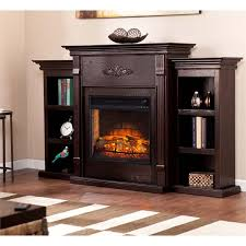 641 99 southern enterprises electric fireplaces fi8545 refined elegance and modern convenience come to life in this infrared electric fireplace