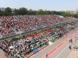 F1 Montreal Seating Chart Grandstand 1 Formula 1 Grand Prix Du Canada Circuit