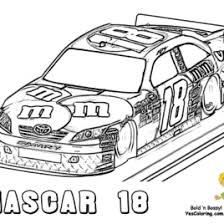Free Printable Coloring Pages Nascar Cars Nascar Coloring Pages Jeff