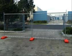 removable temporary fencing fence panels post bracket china