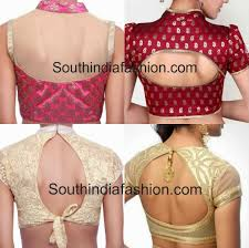 Collar Back Neck Design 50 Simple Stylish And Trendy Blouse Back Neck Designs