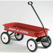 Image result for radio flyer wagon