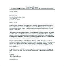 Elementary Education Cover Letter Cover Letter For Teacher Position